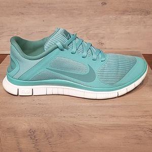 Nike Free 4.0 Women's Running Shoes Size 7.5